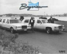 The early days - Seattle Limo Service - Seattle Airport Transportation - Seattle Limousine